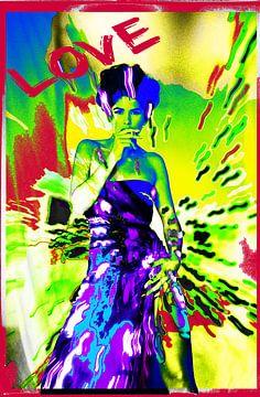 Cathy LO PopArt von Michael Detter