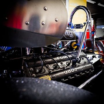 Ford Power III van Michiel Mulder