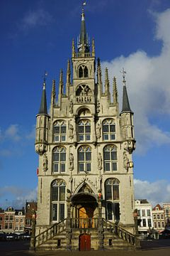 Stadhuis Gouda sur Michel van Kooten