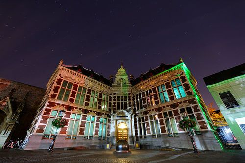 Het Academiegebouw in Utrecht