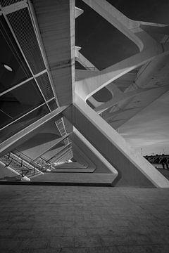 Architectuur in Valencia von Robin Gooijers