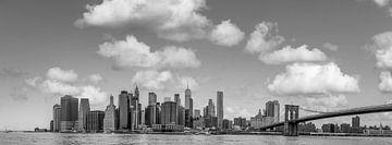 Stadtzentrum von Manhattan von Ivo de Rooij
