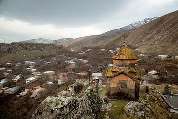 Kirche auf dem Armenischen Hügel von Julian Buijzen