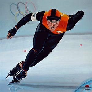 Jan Smeekens schilderij