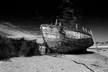 Franse boot van Paul van der Lugt