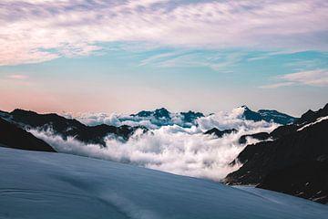 Gletscher in der Schweiz von Isa V