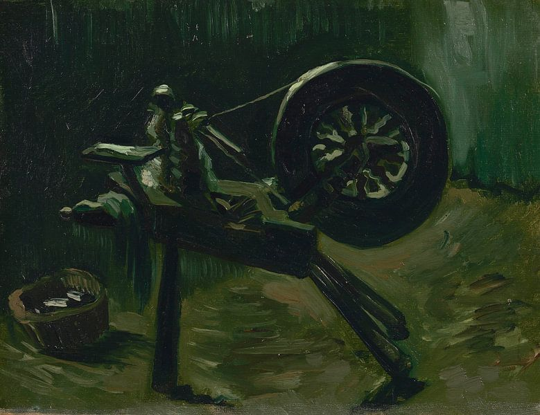 Bobbin Winder, Vincent van Gogh von Meesterlijcke Meesters