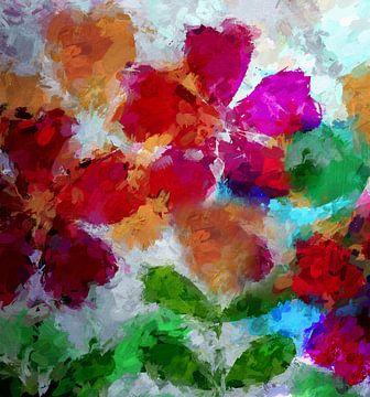 Fleurs de printemps sur Kay Weber