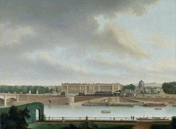 Paris, Joseph Augustus Knip, 1801 von Atelier Liesjes