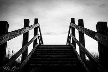 Escalier vers .... sur Stefan Faas