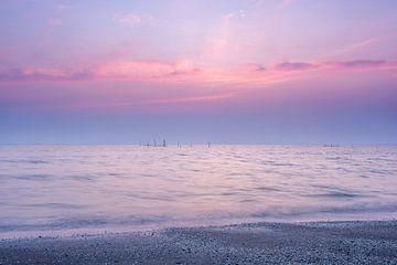 Rockanje during sunset sur Ardi Mulder
