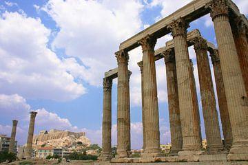 De Tempel van de Olympische Zeus van Dennis Wierenga
