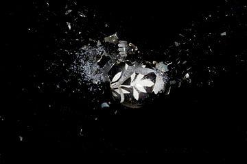 Zilveren kesrtbal van Rob Hansum