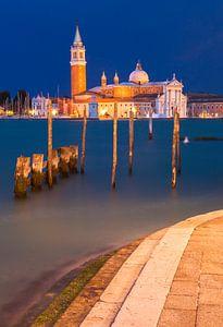 Venise skyline sur Frank Peters