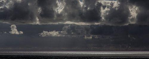 Waddenzee bij Westhoek (Het Bildt) van