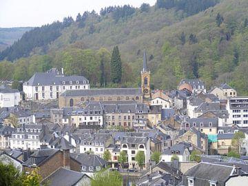 Bouillon, dorp in België von Mirjam van Ginkel