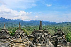 'Stupa's' van Eduard Lamping