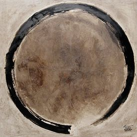 Cirkel von Pieter Hogenbirk