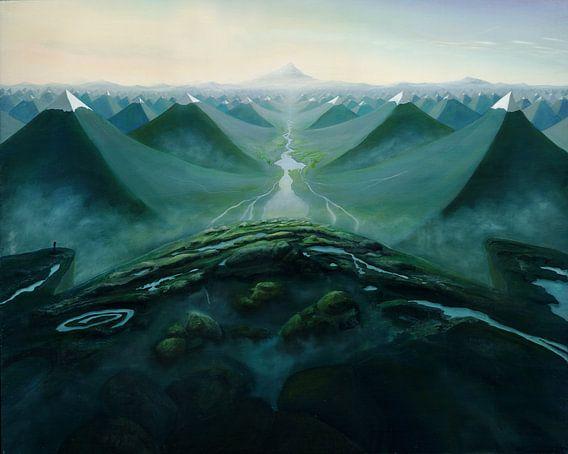 Erde van Silvian Sternhagel