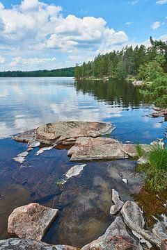 Schwedische Landschaft 184 von Geertjan Plooijer
