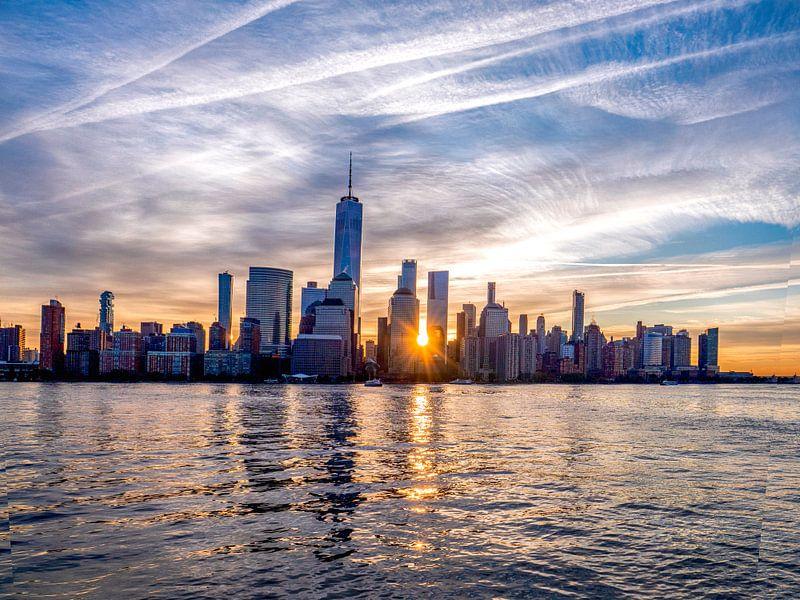 skyline new york van ÇaVa Fotografie
