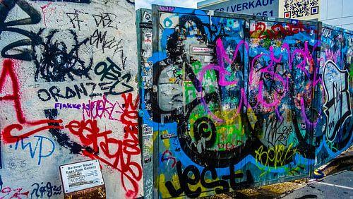 Graphic Design Muur : Berliner mauer bilder auf leinwand als poster und kunstdruck