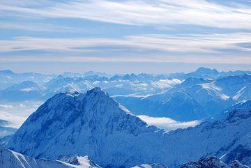 Zugspitze von Rik Crijns