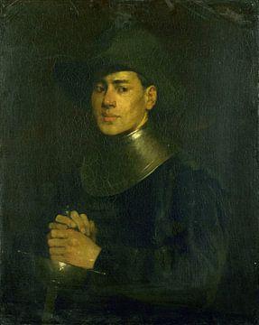 De cavalier, Louis Mettling van