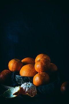 Sinaasappels van Daisy de Fretes