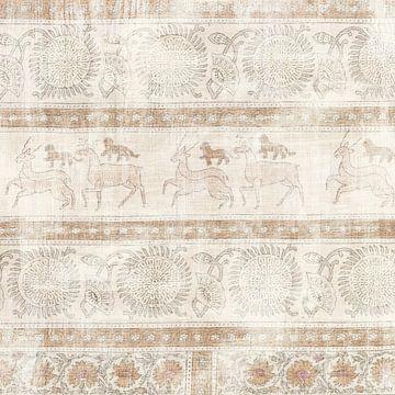 Dier textiel II, Wild Apple Portfolio van Wild Apple