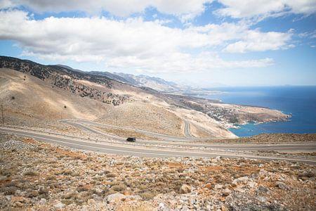 Anopoli-Kreta van Willem Van Cauwenberghe