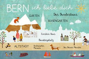 Bern I love you