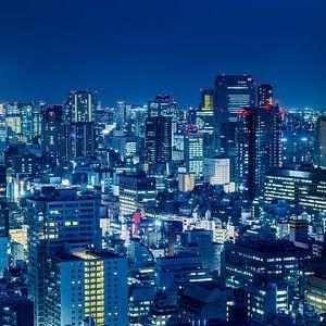 TOKYO 19 van Tom Uhlenberg