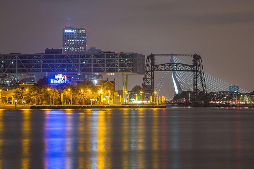 De Hef in Rotterdam van Guido Akster