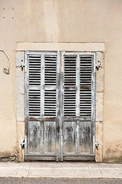 Oude deuren Frankrijk van Gijs de Kruijf