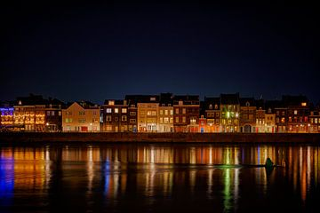 Maastricht by night, Cörversplein van Carola Schellekens