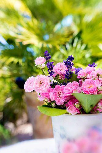 SUMMER FLOWERS van