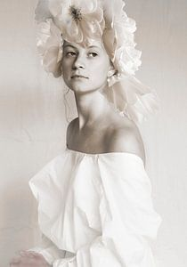 Mädchen mit dem Perlenohrring von Affect Fotografie