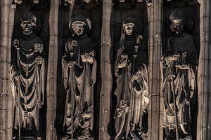 Religie beelden op een rij. van