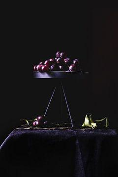 Raisins sur Marie Ndiaye