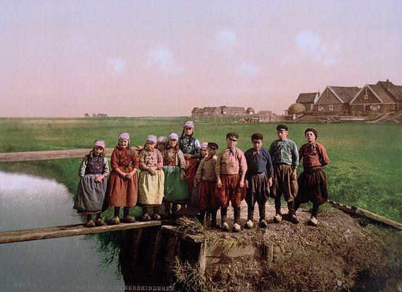 Weeskinderen in de polder