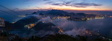 Rio by Night van Merijn Geurts