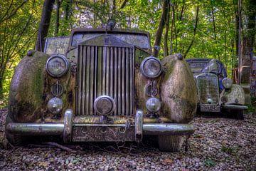 Rolls Royce van