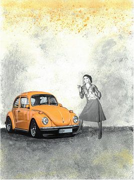 Nur eine Zigarettenpause von Nora Bland