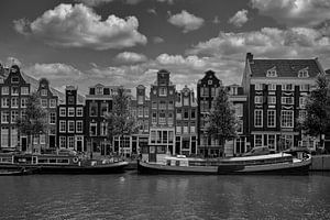 Singel nrs. 63 t/m 83 Amsterdam van Foto Amsterdam/ Peter Bartelings