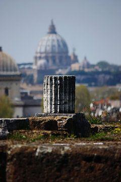 Rome ... eternal city VI van Meleah Fotografie