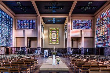 Kirche Saint Suzanna von Werner Lerooy