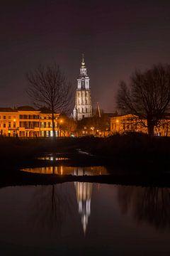 Walburgis kerk Zutphen van Jamie Lebbink