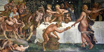 Giulio Romano, Raum der Psyche - 1528 von Atelier Liesjes