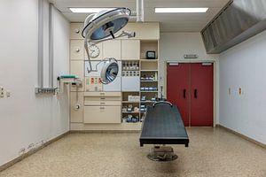 Hospital Exodus van Gert Bakker